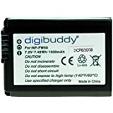 Variation Batterie NP-FW50