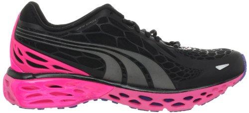 Puma, Sneaker donna (Black-Cabaret-Aged S)