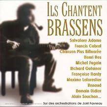 Ils Chantent Brassens (Sur Des Orchestrations De Joel Favreau)