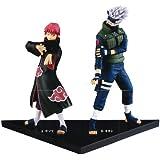 NARUTO-Naruto - Shippuden DXF figure ~ Shinobi Relations ~ 4 full set of 2 (japan import)