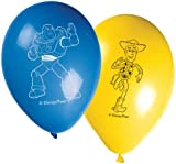 Amscan Toy Story 3 Balloon, Pack of 8