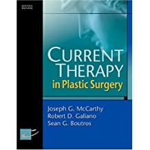 Current Therapy in Plastic Surgery, 1e by Joseph G. McCarthy (2005-10-14)