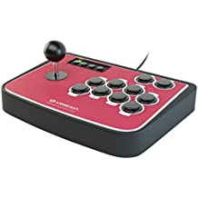 Lioncast Arcade Fighting Stick Controlador Joystick Para PS2, PS3, PC, Negro