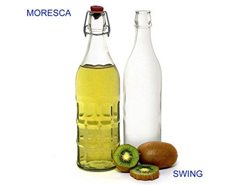 Bottiglia lt.1 moresca - Cuisine Boîtes de rangement et paniers BORMIOLI ROCCO