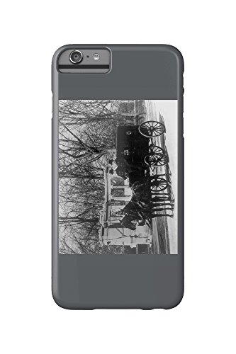pabst-brewing-company-delivery-wagon-nyc-photo-iphone-6-plus-cell-phone-case-slim-barely-there