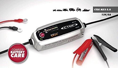 Rhino Automotive© Ctek MXS 5.012V auto caricabatteria intelligente RW0586