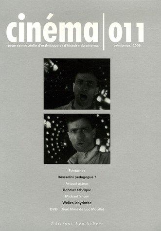 Cinma, N 011, Printemps 20 :  (1DVD)