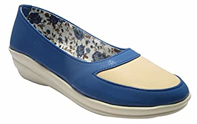 Sammy Womens Blue Casual Shoes 8 UK