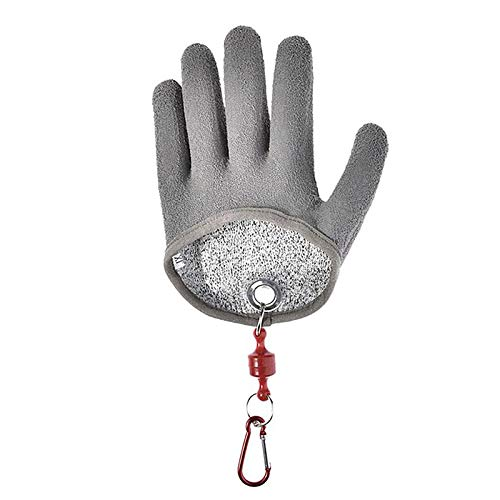 Nrpfell 1 Pc Poisson Gants De Capture Antiderapant...