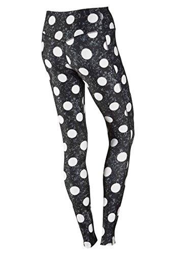 Nike Legend Spots Collants Femme gris - Gris
