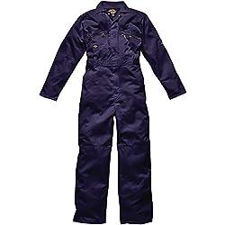 Dickies WD4839, Combinaison de Travail Homme, Bleu (Marine), Taille FR 44R