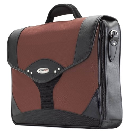 mobile-edge-select-briefcase-dr-pepper-red-funda-maletin-chocolate-nylon-343-x-51-x-297-mm-419-x-89-