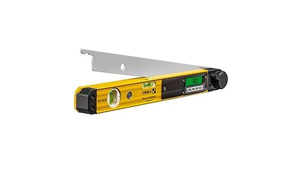 Kaleas Profi Laser Entfernungsmesser Ldm 500 60 Preis : Stabila digitaler winkelmesser tech700da 18903 450mm: amazon.de