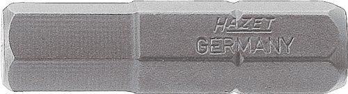 Hazet 2206-7 Schraubendreher-Einsatz (Bit), s: 7, Innensechskant 8 mm (5/16 Zoll), Innen Sechskant (Innen 7)