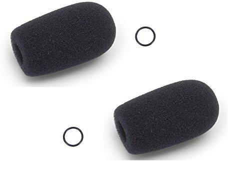 Ersatz Windschutzscheibe für Bose/David Clark/Lightspeed/Kristall Mikrofon Lightspeed Aviation Headsets