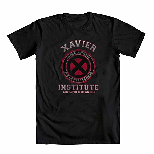 X-Men Xavier Institute Adult T-Shirt