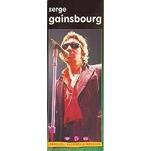 Gainsbourg Serge Paroles Accords et Mélodie