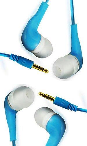 Preisvergleich Produktbild C63 ®,  Samsung Galaxy,  A5,  3, 5-mm-Kopfhörer (Ohrstöpsel),  Baby Blue