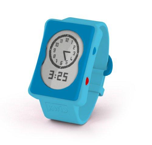 Claessens Kids - Kwid reloj de aprendizaje, color azul (5330012)