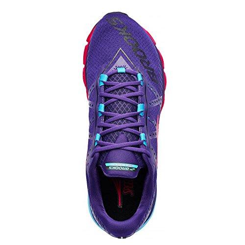 Brooks Neuro 2 Womens Laufschuhe Purple