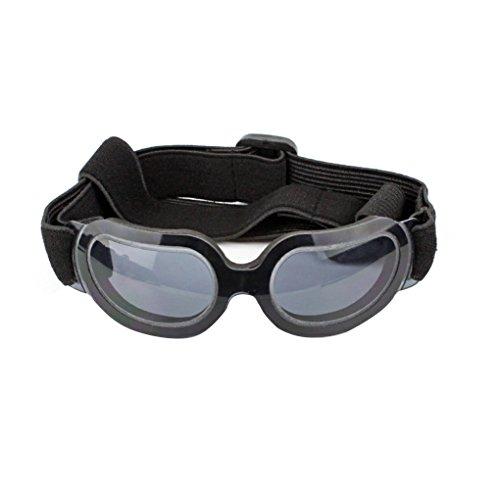 fish Pet Hunde Katzen Einstellbare Elastic Eye Wear UV Sonnenschutzbrillen Welpen Kitten Sommer Grooming Fotografie Sonnenbrille