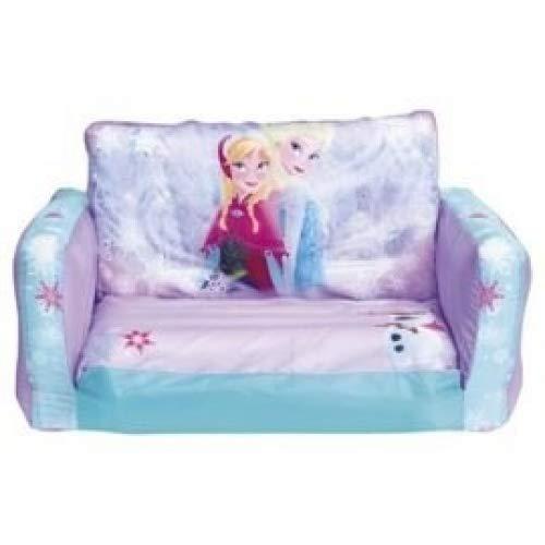 Disney Frozen 2-in-1-Flip Out Sofa. Die auch entfaltet Sich in eine Spaß Liege