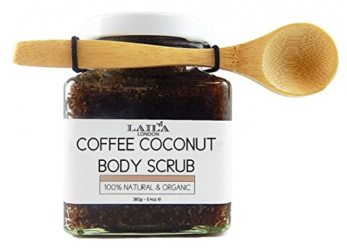 laila-london-organic-arabica-coffee-coconut-body-scrub-100-natural-with-bamboo-spoon-350g-stretch-ma