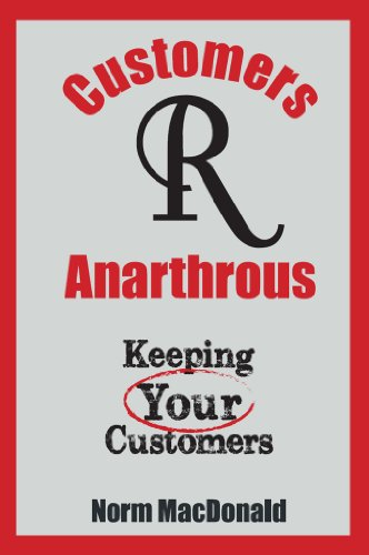 Customers R Anarthrous (English Edition)