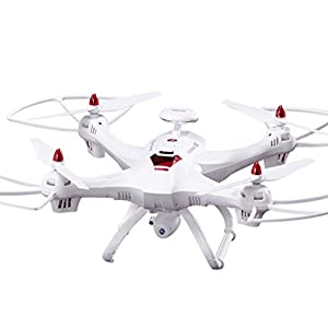 SMILEQ Update Global Drone X183 5.8GHz WiFi FPV 1080P Camera Dual GPS Brushless Quadcopter from SMILEQ