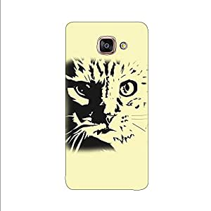 Digi Fashion Designer Back Cover with direct 3D sublimation printing for Samsung Galaxy A5 (2016)
