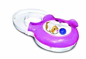 Giochi Preziosi - Zhu Zhu Pets - 2801 - Peluche interactive - Playset Super Grande Maison avec 1 Hamster