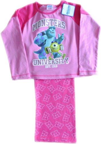 Preisvergleich Produktbild Mädchen Pyjama/Shortie Disney Monsters University, 6-7 Jahre