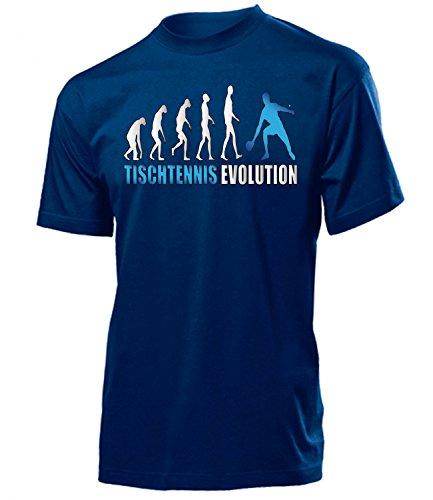 TISCHTENNIS EVOLUTION 547(H-N-Weiss-Blau) Gr. XL