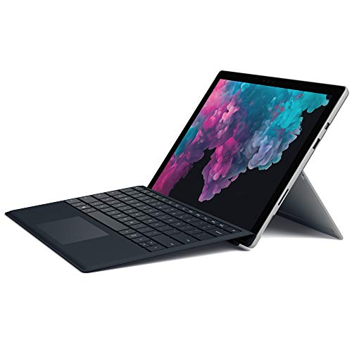 Microsoft Surface Pro 6, 31,25 cm (12,3 Zoll) 2-in-1 Tablet (Intel Core i5, 8GB RAM, 128GB SSD, Win 10 Home) Platin