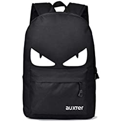AUXTER 15Ltr Black Casual Backpack