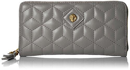 Anne Klein Quilted Zip Around Wallet Wallet (Kleine Zip Around Wallet)