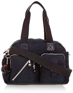 Kipling Defea, Women's Shoulder Bag, Blau (True Blue), One Size