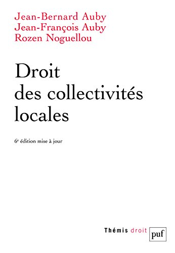 Droit des collectivits locales