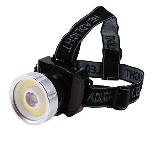 Scheinwerfer Wasserdichte Super Bright LED Scheinwerfer Scheinwerfer Lampe Taschenlampe Laterne für die Jagd, verwenden Sie Aaa Batterie -