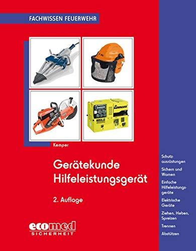 Gerätekunde Hilfeleistungsgerät: Einfache Hilfeleistungsgeräte - Elektrische Geräte - Ziehen,...