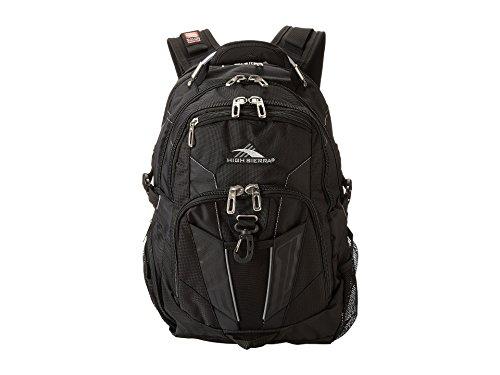 High Sierra XBT TSA Backpack, Black