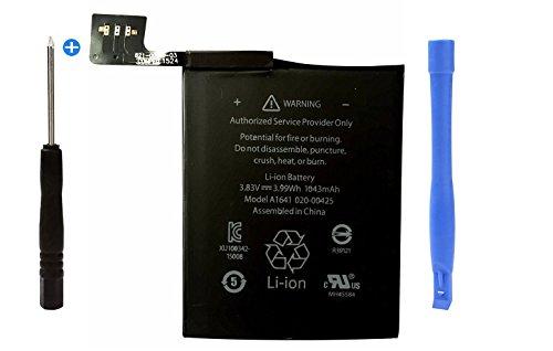 Marke neue interne Ersatz Akku für iPod Touch 66. Generation 66G + Werkzeug (5 Ipod Ersatz-akku Touch)