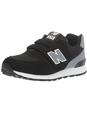 New Balance Unisex-Kinder Kv574cuy M Hook and Loop Sneakers