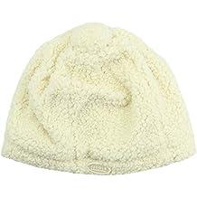 JJ Cole Baby Bundleme Shearling Hat (Cream, 6-12 months)