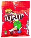 M&Ms Peanut Butter Large 144g Peg Bag x2