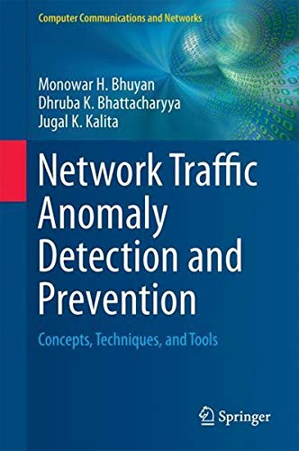 Network Traffic Anomaly Detection and Prevention: Concepts, Techniques, and Tools (Computer Communications and Networks) Communications Port
