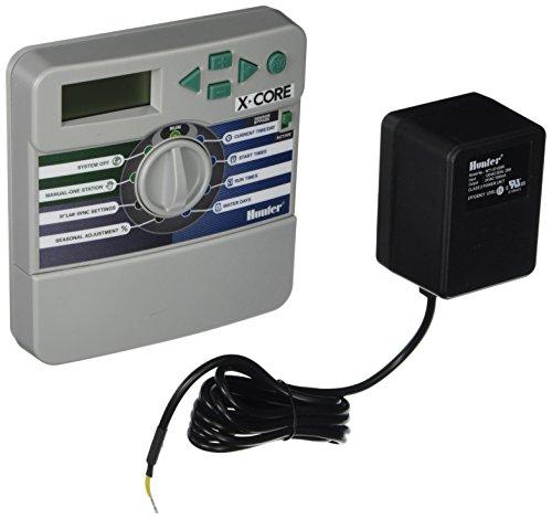 Hunter Sprinkler xc600i X-Core 6-station Innen-Controller Timer 6Zone (Sprinkler-timer Station 6)