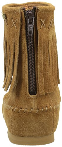 Les Tropéziennes par M. Belarbi Crabe, Bottes Indiennes Femme Marron (Camel)