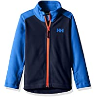 Helly Hansen K Day Breaker 2.0 - Chaqueta Infantil, Chaqueta, Infantil, Color Evening Blue, tamaño Talla 6