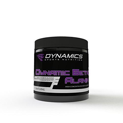 Dynamics Nutrition - Dynamic Beta Alanin - 250g Muskelaufbau Muskelmasse aufbauen Kraftsteigerung Regeneration Muskelwachstum
